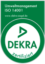 Dekra Zertifikat ISO 14001